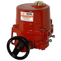 rocky mountain valves and automation rcel light worm drive