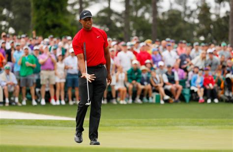 Nike Made A Truck Load Of Money From Tiger Woods' On ...