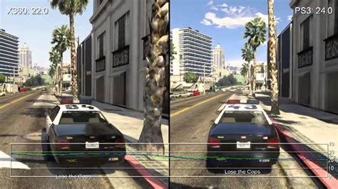 Grand Theft Auto 5 сравнение графики!и да Xbox 360 лучше