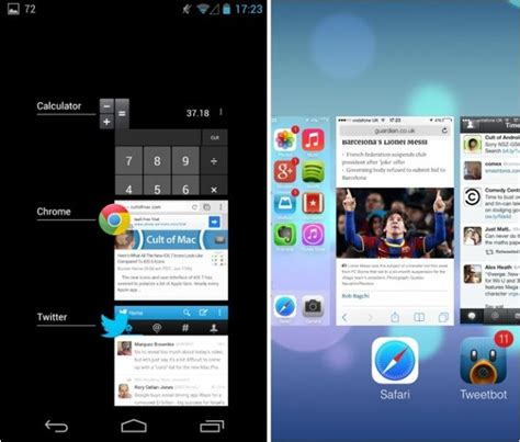multitasking apps for android android jelly bean 4 3 vs ios 7 international business