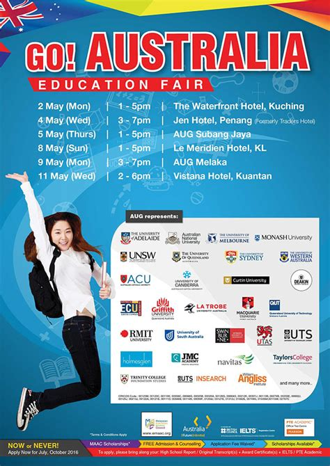 australia education fair   kuantan