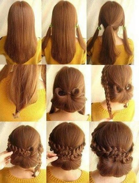 Easy Hairstyles For To Do by Easy To Do Prom Hairstyles