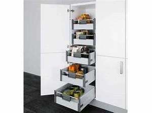 Rangement Placard Cuisine : amenagement placard cuisine pas cher ~ Teatrodelosmanantiales.com Idées de Décoration