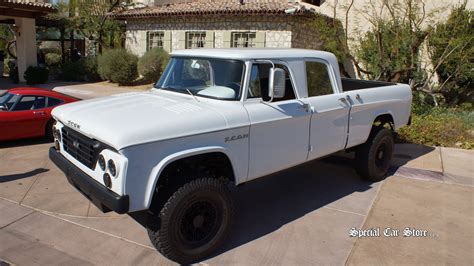Old Dodge 4x4 Trucks Sale