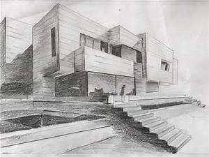 This Two Point Perspective Piece Uses Effective Shading To