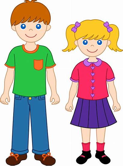 Brother Clip Clipart Sister Siblings