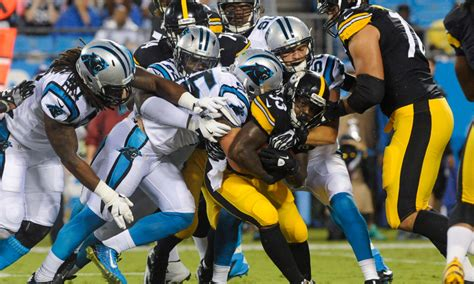 panthers  steelers   game thread