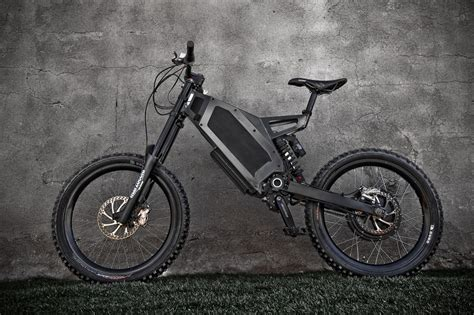 Steatlh Bomber Electric Bike Review