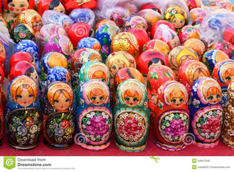 russian nesting dolls stock photo image  wood souvenir