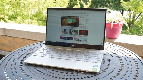 hp envy 13t 2019 review techradar