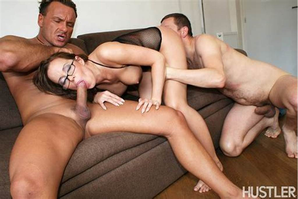#Cindy #Dolar #With #Sexy #Glasses #Fucking #Two #Guys #At #Once