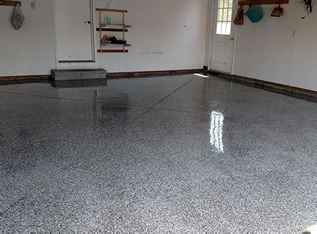 epoxy flooring rochester ny garage floor resurfacing rochester ny gurus floor
