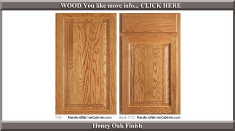 510 ? Oak ? Cabinet Door Styles and Finishes   Maryland