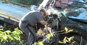 Driver Who Survived Horrific Car Crash That Killed His