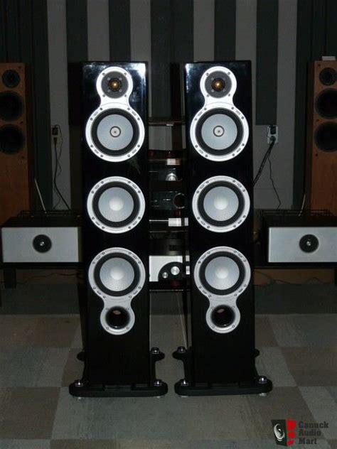 monitor audio gs gold signature speakers photo