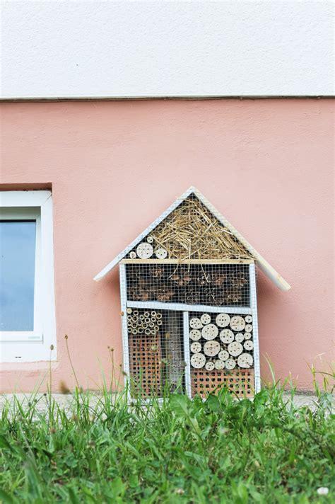 Insektenhotel Bauanleitung Kostenlos by Do It Yourself Insektenhotel Fr Unter 50 Bauen