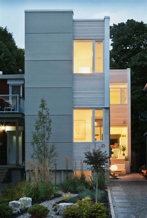 Pictures Narrow House by Narrow Lot Architecture Magazine