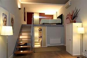 Aménagement D Un Garage En Studio : comment transformer un garage en habitation id es en photos ~ Premium-room.com Idées de Décoration
