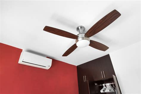 ceiling fan wobbles after being hit how do you stop a ceiling fan from wobbling