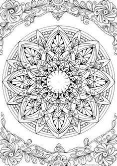 Moon Printable Adult Coloring Page from Favoreads Coloring