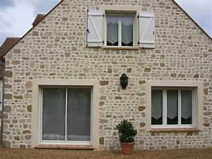 Pose Pierre De Parement : pierre parement facade exterieur fv64 jornalagora ~ Dailycaller-alerts.com Idées de Décoration