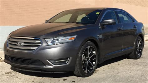 ford taurus sel awd moonroof voice activated