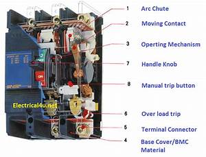 Mccb Wiring Connection Diagram