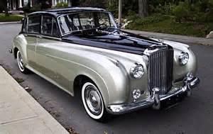 1960 Bentley Cars