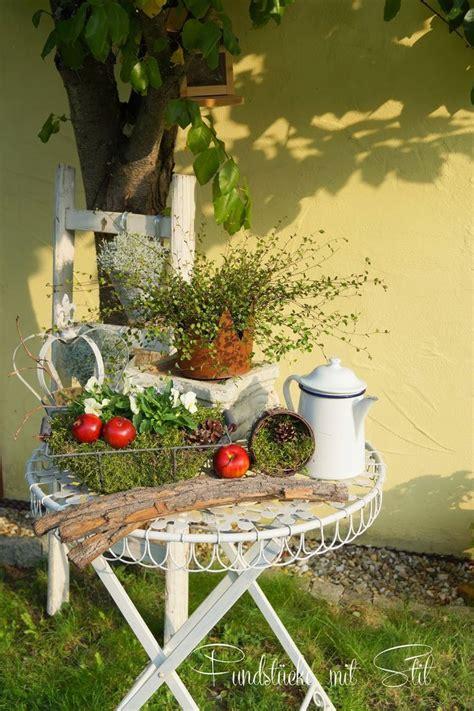 Herbstdeko Garten Basteln by Herbstdeko Im Garten Suche Saisonale