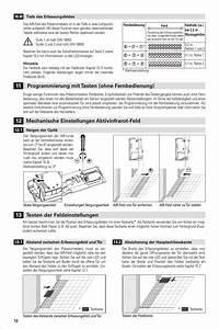 Bircher Reglomat Radair00 Microwave Motion Detector User