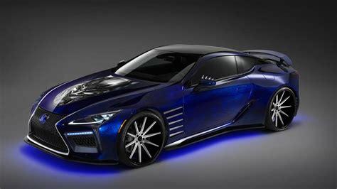 Lexus Brings Two
