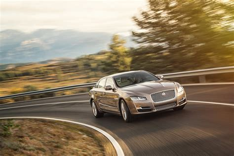 mysterious new jaguar xj variant headed to goodwood carscoops