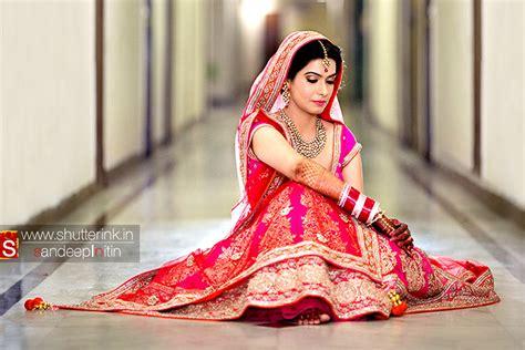 punjabi bridal lehenga designs
