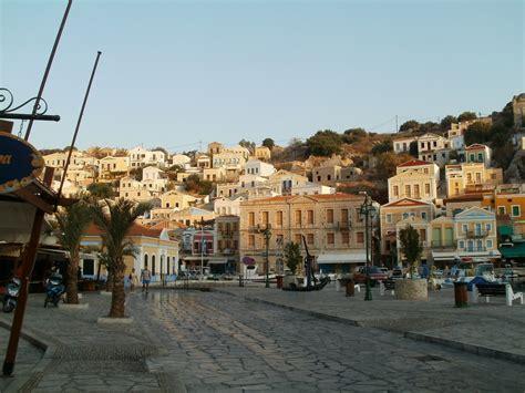 Adriana's Symia Greek Island Diary A Timeless Peace