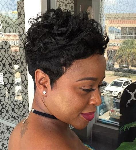 black hair cut styles pixie cut for black hair ideas best pixie cut black hair 6346