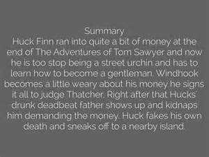 The Adventures Of Huckleberry Finn By Stephen Williams