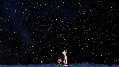 It was one of compiled in this post are some awesome and whimsical calvin and hobbes wallpapers from if you're a die hard fan, you're bound to find the perfect wallpaper for you. HD wallpaper: animated wallpaper, Calvin and Hobbes, space ...