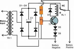 Fun And Education  Automotive Battery Charger Circuit