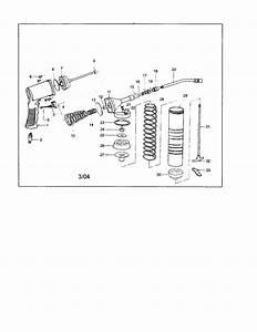 Wanner Grease Gun Parts Diagram