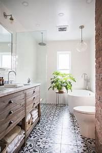 The 25 Best Black White Bathrooms Ideas On Pinterest
