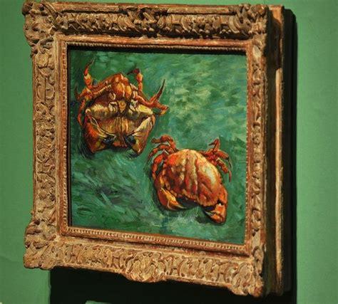 van goghs crabs  national gallery london art   van gogh art art van