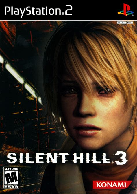 Silent Hill 3 Playstation 2 Review
