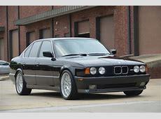 1991 BMW M5 E34 Black on Black Dinan 5Speed EuroSpec