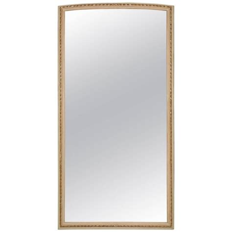 white length wall mirror neoclassical style painted length dressing mirror for