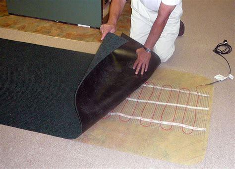 carpet  rug heated floor systems warm  dry