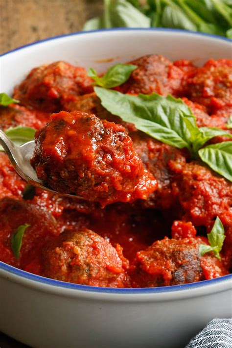 raos meatballs  marinara sauce recipe nyt cooking