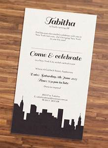 225 best images about new york theme party on pinterest With custom wedding invitations new york city