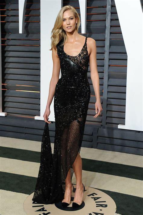 Karlie Kloss Oscar After Parties Oscars Fashion