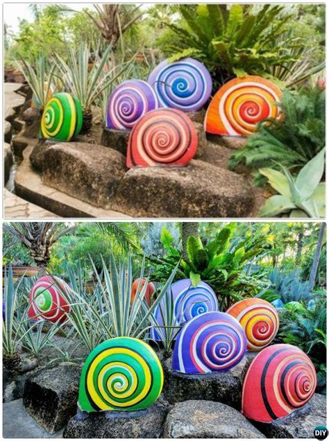 diy garden art decorating ideas instructions