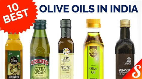 10 Best Olive Oil Brands In India With Price